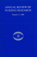Annual review of nursing research. v.17