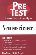 Neuroscience : pretest self-assessment and review [electronic resource]
