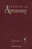 Advances in Agronomy, Vol 77 [electronic resource]