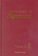 Advances in Agronomy, Vol 78 [electronic resource]