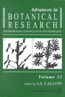 Advances in Botanical Research, Vol 33 [electronic resource]