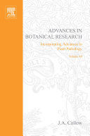 Advances in Botanical Research, Vol 40 [electronic resource]