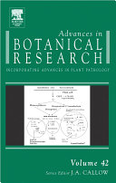 Advances in Botanical Research, Vol 42 [electronic resource]