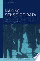 Making Sense of Data [electronic resource]
