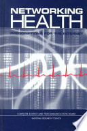 Networking Health [electronic resource]