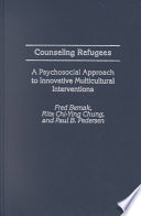 Counseling Refugees [electronic resource]