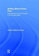 Writing Behind Every Door [electronic resource]