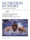 Nutrition in sport [electronic resource]