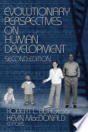 Evolutionary Perspectives on Human Development [electronic resource]