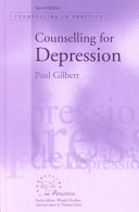 Counselling for Depression [electronic resource]