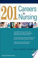 201 careers in nursing [electronic resource]
