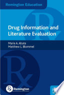 Remington Education: Drug Information and Literature Evaluation [electronic resource]