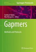 Gapmers: Methods and Protocols [electronic resource]