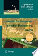 Integrated Pest Management: Innovation-Development Process Volume 1 /  [electronic resource]