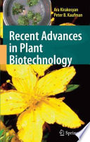 Recent Advances in Plant Biotechnology [electronic resource]