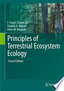 Principles of Terrestrial Ecosystem Ecology [electronic resource]