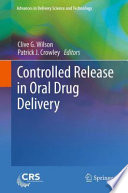Controlled Release in Oral Drug Delivery [electronic resource]