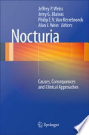 Nocturia Causes, Consequences and Clinical Approaches /  [electronic resource]