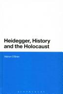 Heidegger, History and the Holocaust [electronic resource]