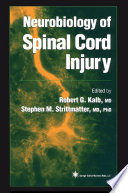 Neurobiology of Spinal Cord Injury [electronic resource]