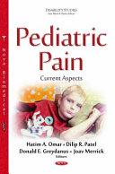Pediatric Pain [electronic resource]