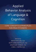Applied Behavior Analysis of Language and Cognition [electronic resource]