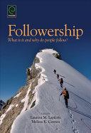 Followership [electronic resource]