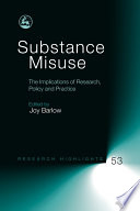 Substance Misuse [electronic resource]
