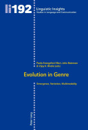 Evolution in Genre [electronic resource]