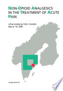 Non-Opioid Analgesics in the Treatment of Acute Pain Johannesbergs Slott, Sweden, March 14, 1996 /  [electronic resource]