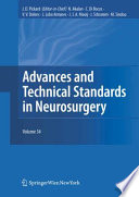 Advances and Technical Standards in Neurosurgery [electronic resource]