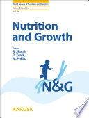 Nutrition and growth [electronic resource]