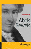 Abels Beweis [electronic resource]