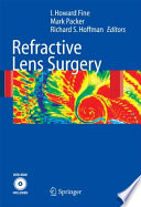 Refractive Lens Surgery [electronic resource]
