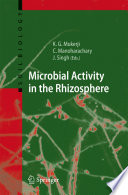 Microbial Activity in the Rhizoshere [electronic resource]