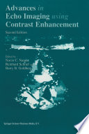 Advances in Echo Imaging Using Contrast Enhancement [electronic resource]
